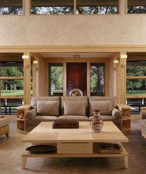 Interior casa de lujo Residencia Lutz