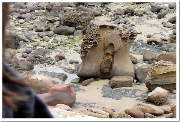 處女石 仙女鞋