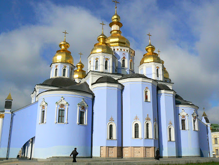 15. St. Michael's Church Kiev.JPG
