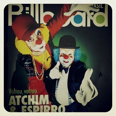 Atchim e Espirro Billboard