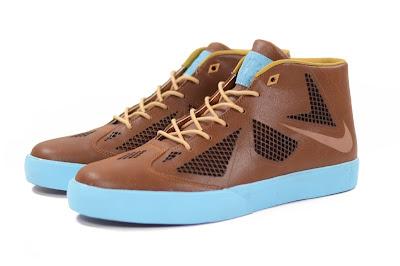 nike lebron 10 sportswear gr lifestyle hazelnut stadium grey 1 05 Nike LeBron X NSW Lifestyle NRG Finally Gets a U.S. Release Date!