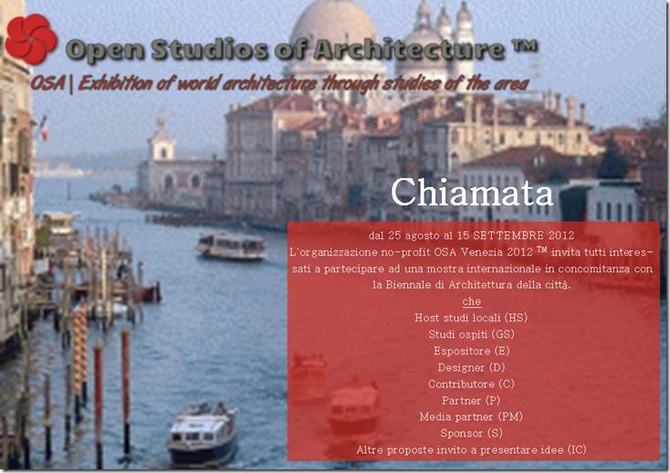 cChiamata OSA2012