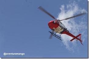 Helicóptero Syangboche