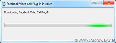 fb video call install downloading