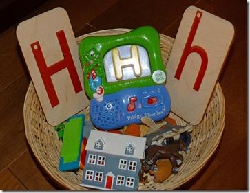 H Basket