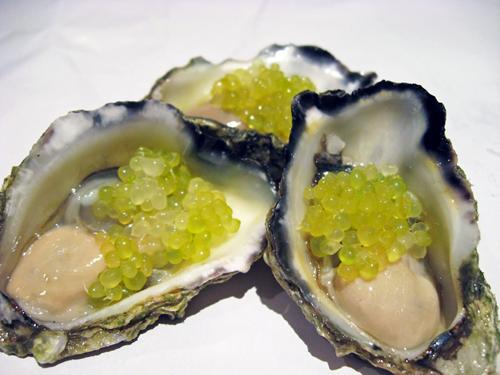 Lima caviar verde
