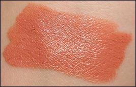 NYX Tea Rose Lipstick Swatch