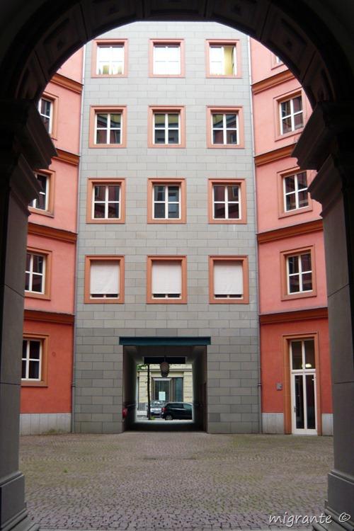 arco - aldo rossi en berlin