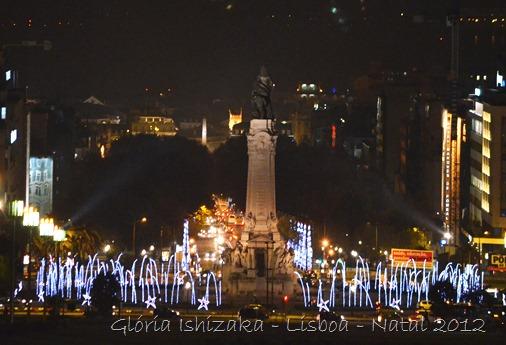 Glória Ishizaka - Lisboa - Luzes de Natal - 9