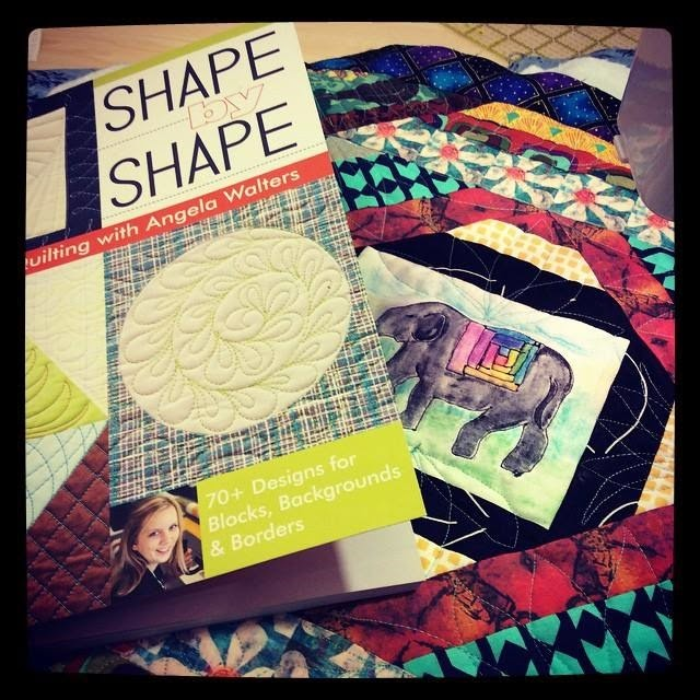 elephants shape by shape