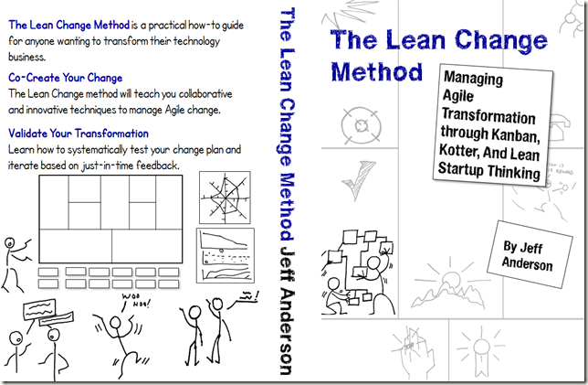 lean page wraparound cover
