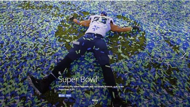 8. Super Bowl