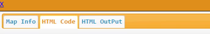 image map Html code tab