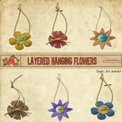 Scrapbook Flowers