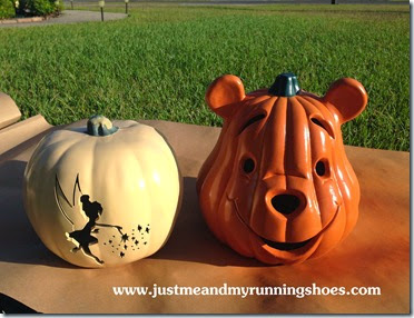 Disney Pumpkins 2