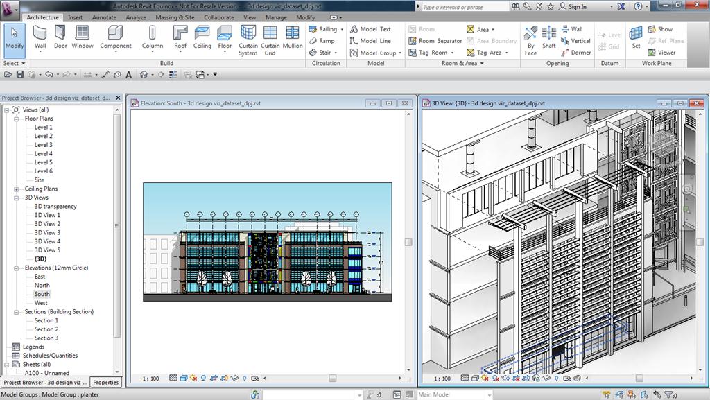 Revit 2014 - Autodesk release - Building Information Modeling