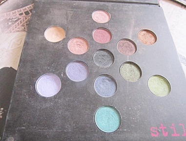 stila palette, bitsandtreats