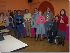 2008.10.26-006 vainqueurs A, B, C et D et Monique
