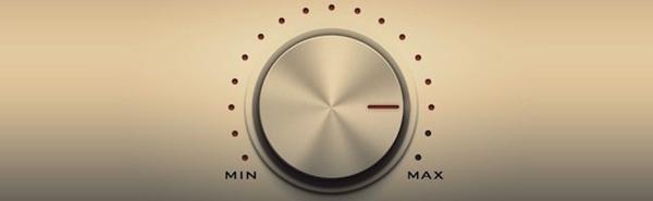 bouton du volume