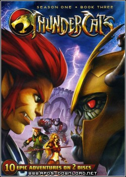 Thundercats Season on Thundercats 1   Temporada     Livro 3 Dublado Rmvb   H264   Avi Dual