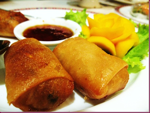 thai soring rolls