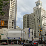 London Drugs downtown Vancouver in Vancouver, British Columbia, Canada