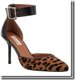 Somerset by Alice Temperley Leopard Print Shoes