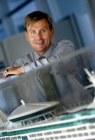 'The uptake of new technologies is a balance between risk and business need,' said DNV COO Tor Svensen.