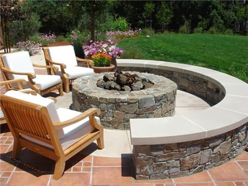 Douglas Landscape Construction_364 Fire Pit Ideas