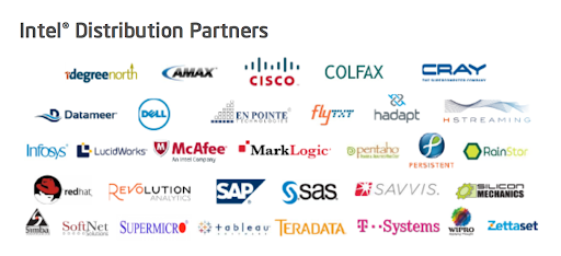 Intel Distribution Partners