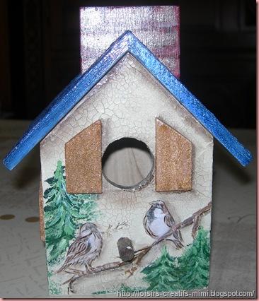 maison d'oiseau