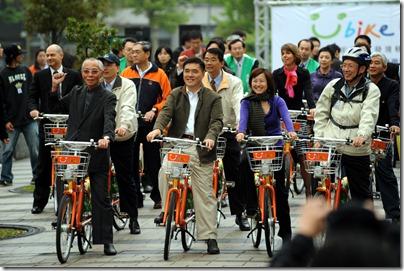 980311_03_074_臺北市自行車租借站Youbike微笑單車啟用儀式_劉佳雯攝_松壽公園
