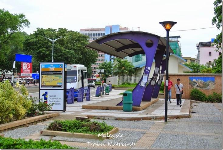 馬來西亞沙巴大學 粉紅清真寺 (28)
