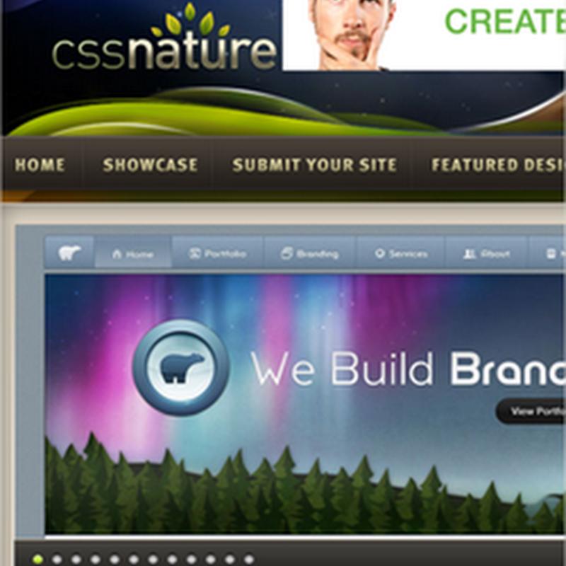 15 sitios web de galerías CSS para subir nuestro trabajo