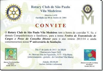 Convite posse