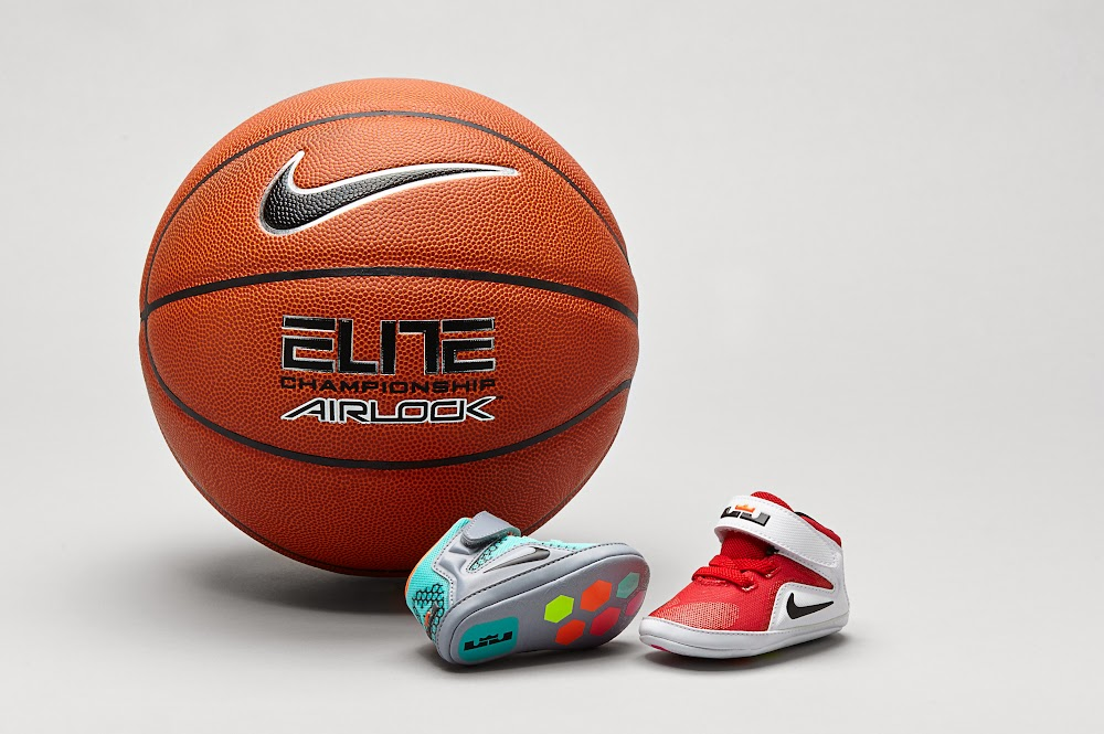 Nike Engineered The Lebron Xii For Young Atheletes Too