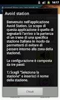 Screenshot of Evita il treno!