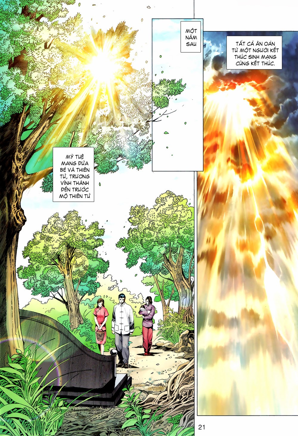 Diệp Vấn Tiền Truyện chap 20 - Trang 19