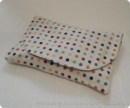 Diaper clutch 2