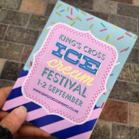 #246 - Kings Cross Ice-Cream Festival