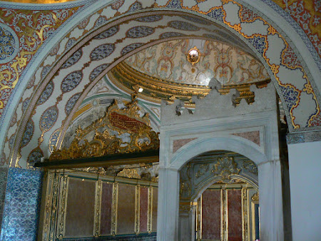 Sights of Turkey: Around the Topkapi palace