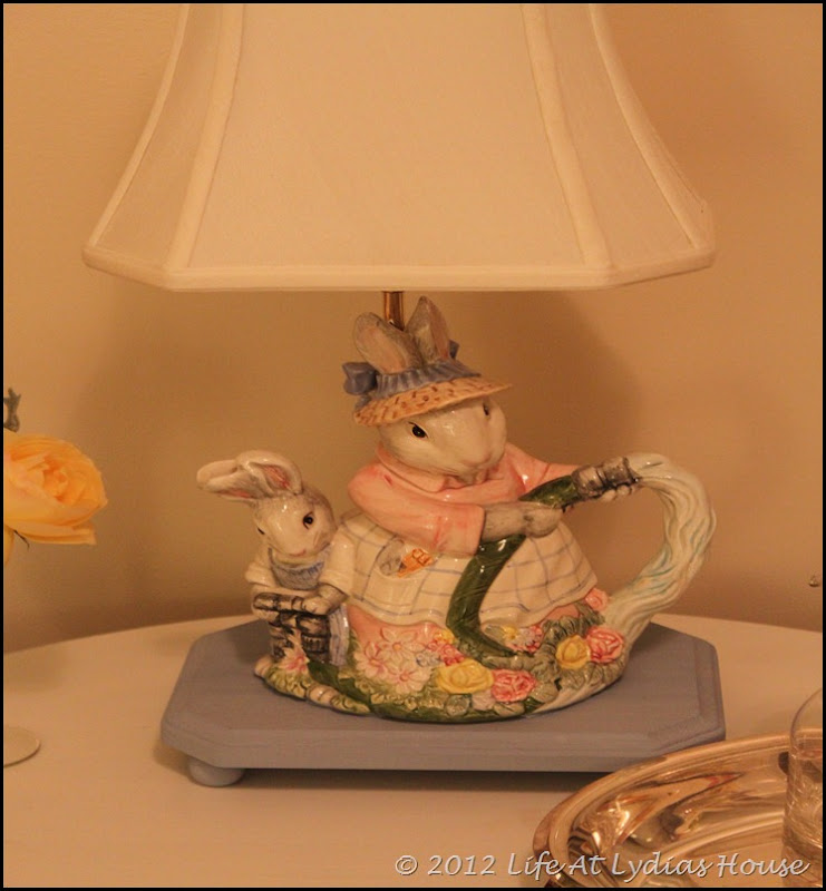 rabbit lamp 1