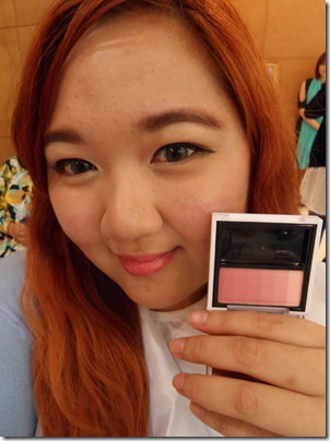 Priscilla Laneige Beautiful Blogger Challenge Blush On