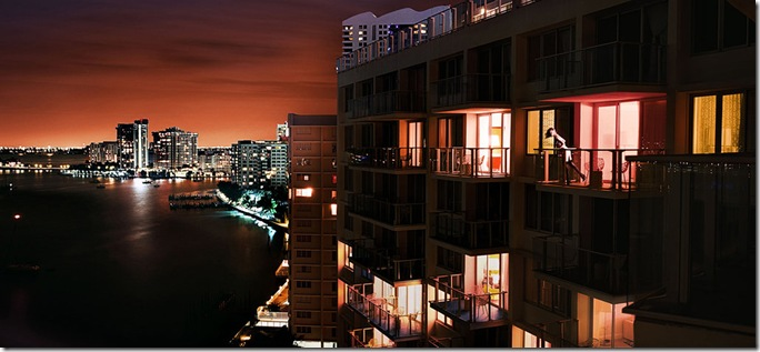 David Drebin_miami at night