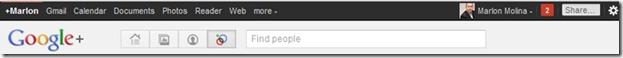 cinta google+