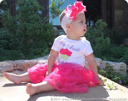 Selah's 1st birthday 068