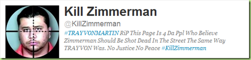 tweet killzimmerman