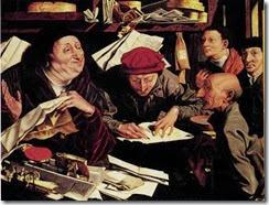 The-Lawyer's-Office-by-Marinus-van-Reymerswaele