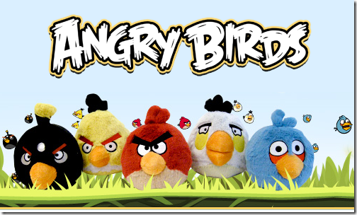 [Collection] Free Play Angry Birds Online
