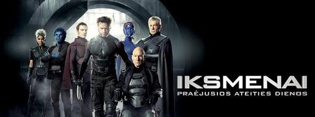 X-Men - Az eljövendő múlt napjai nemzetközi banner